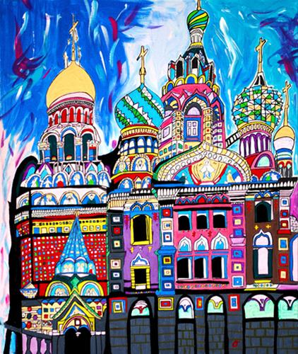 サンクトペテルブルグ教会